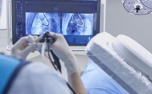 Philips presenta una plataforma avanzada de navegación e imágenes en 3D para el cáncer de pulmón