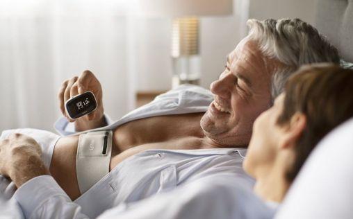 Philips lanza NightBalance para el tratamiento de la apnea obstructiva del sueño posicional
