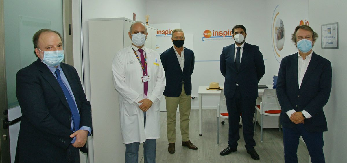 VitalAire inaugura un nuevo Punto Inspira en Murcia