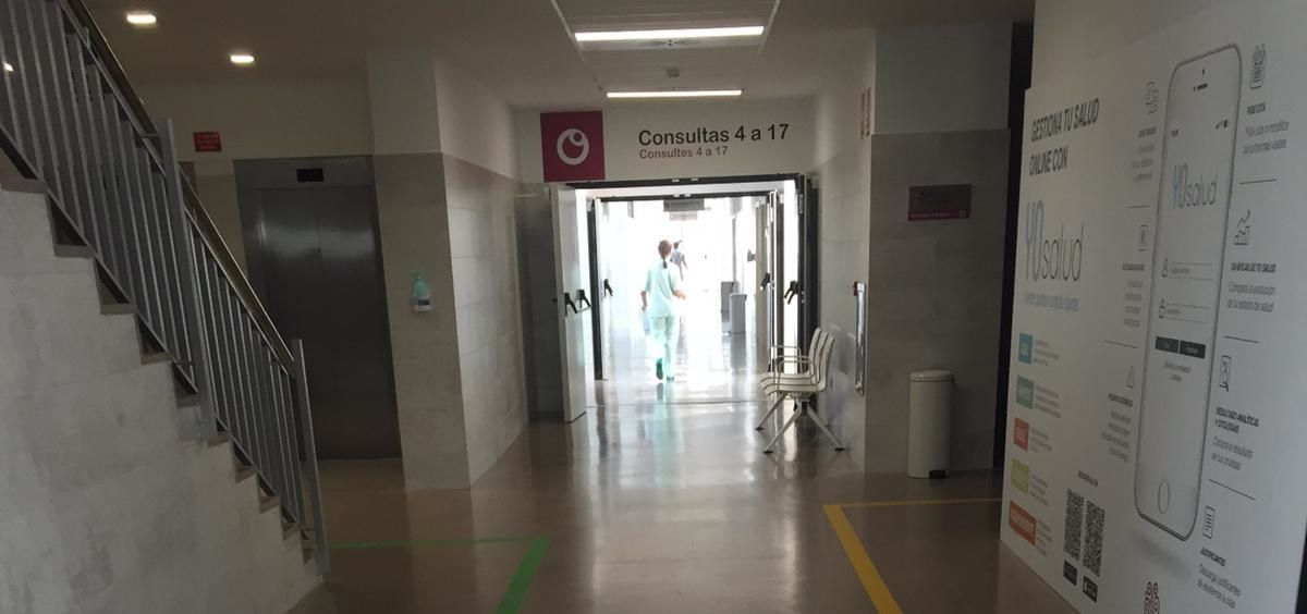Ribera Salud refuerza la seguridad de los circuitos de acceso en los centros de salud del Vinalopó