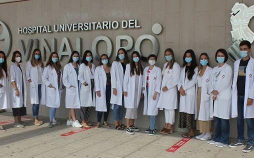 Ribera Salud da la bienvenida a los primeros MIR
