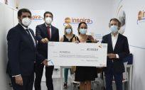 VitalAire premia la labor de las asociaciones de pacientes respiratorios