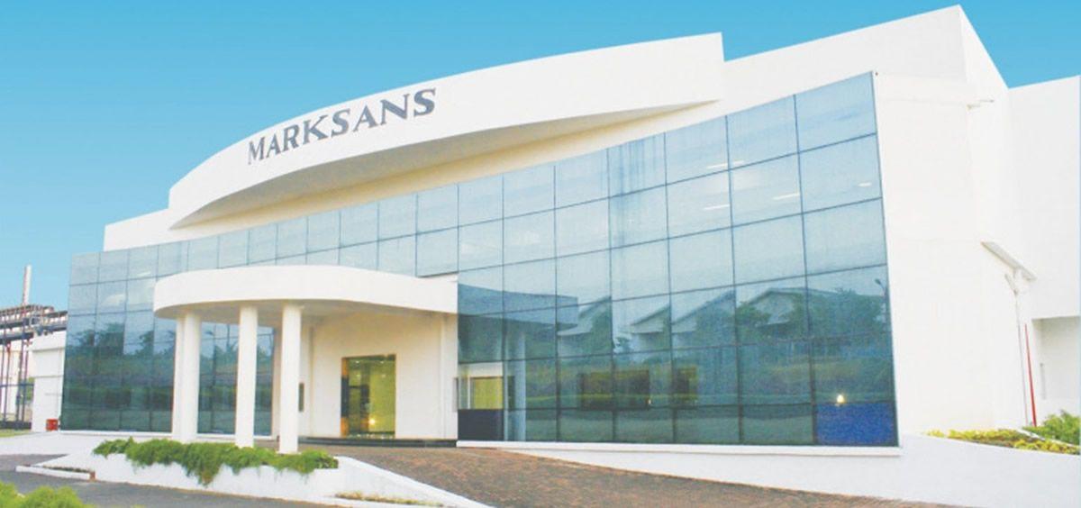 Sede de Marksans Pharma.