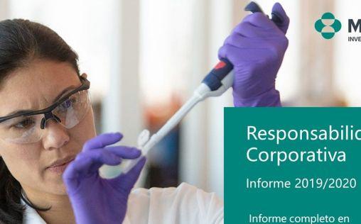 MSD publica su informe de RSC 2019-2020