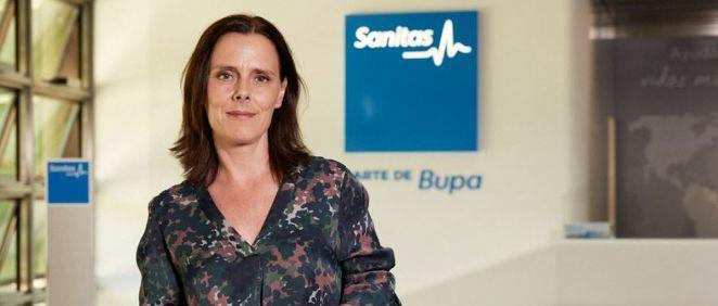 Ine Snater, nueva Chief Transformation & Strategy Officer de Sanitas y de Bupa Europe & LatinAmerica