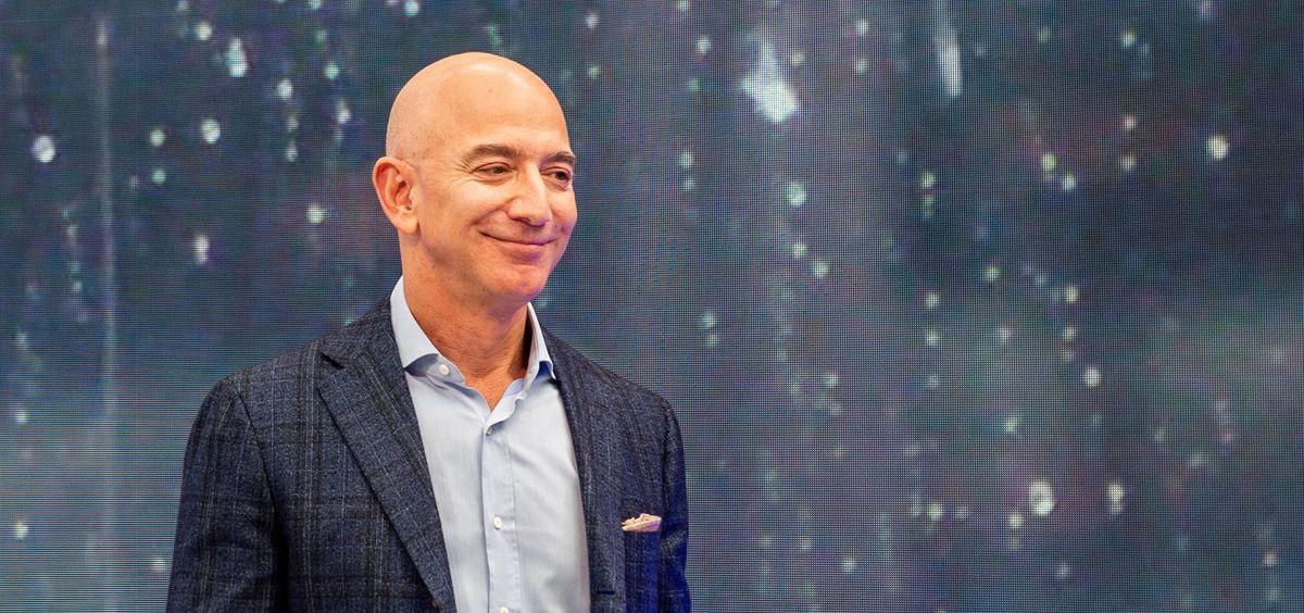 Jeff Bezos, fundador de Amazon. (Foto. Europa Press)