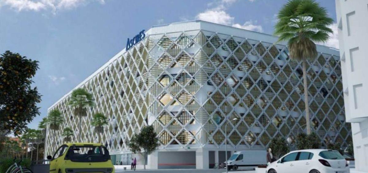 La empresa Ascires proyecta la construcción de un nuevo centro hospitalario biomédico en la ciudad de València. (Foto. Ascires Europa Press)