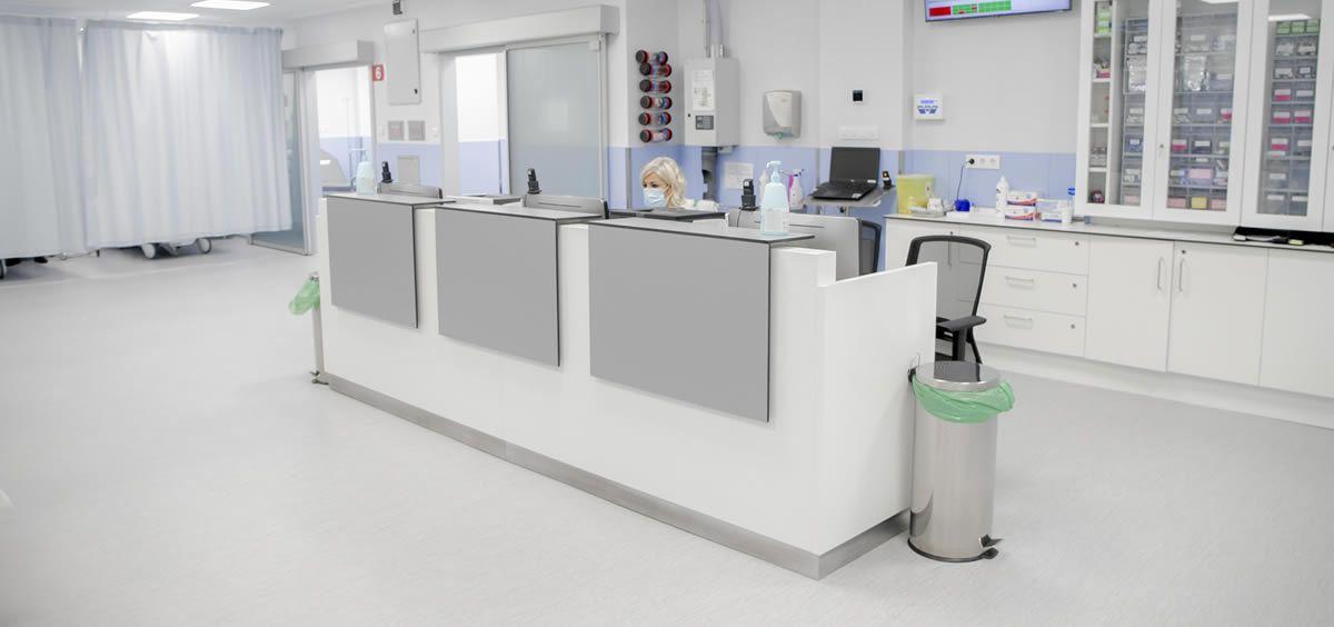 Instalaciones del Hospital Povisa (Foto. Ribera Salud)