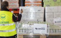 La Fundación Cofares dona prodhttps://cs.consalud.es/es/articles/create/2#uctos de alimentación infantil al Banco de Alimentos de Madrid