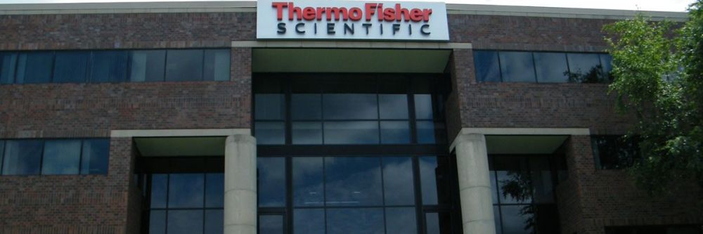Sede de Thermo Fisher Scientific.