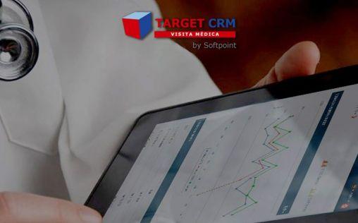 TargetCRM, el innovador CRM español que integra la función de visita médica remota 'TargetMeet'