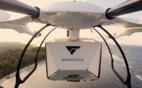 Wingcopter, un fabricante de drones con sede Alemania