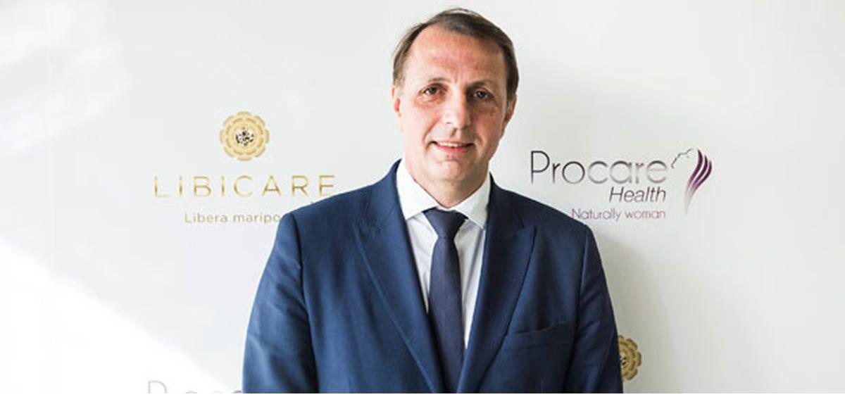 Yan Gaslain, CEO de Procare Health.