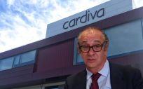 Ignacio Vega, presidente del Grupo Cardiva