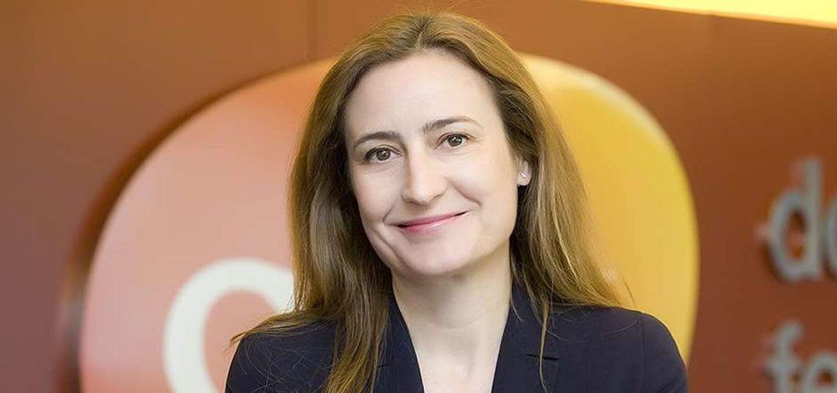 Cristina Henríquez de Luna, presidenta de GSK en España  (Foto. GSK)