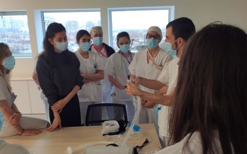 Philips colabora en la formación de profesionales del Hospital Isabel Zendal