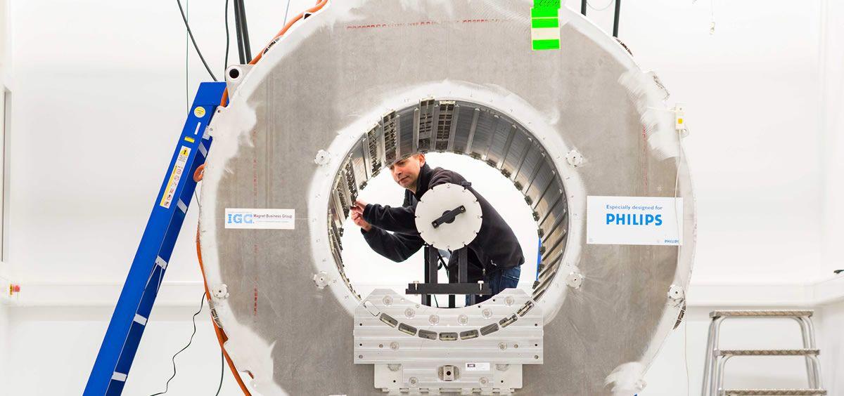 Philips cumple sus objetivos 'Personas sanas, planeta sostenible'