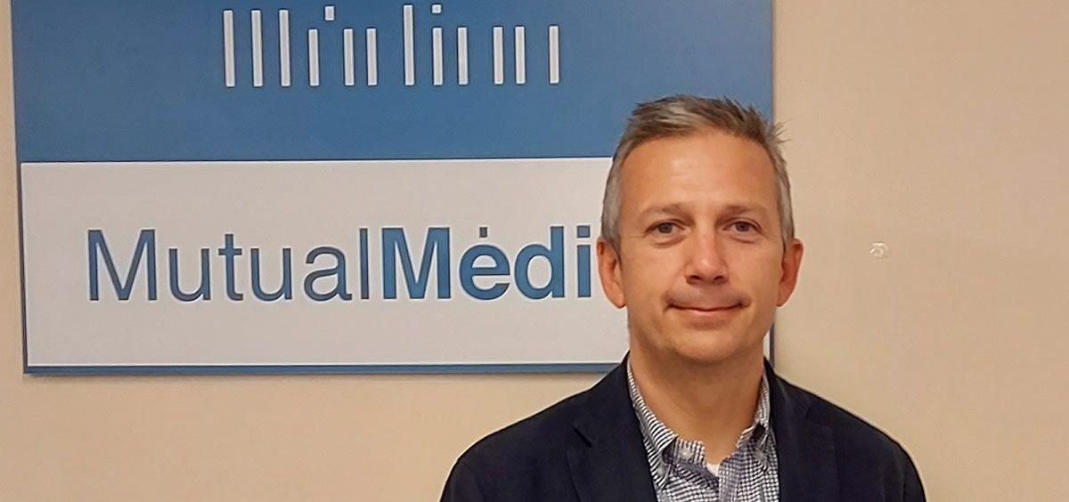 Óscar Molina liderará la dirección de Tecnología y Operaciones de Mutual Médica