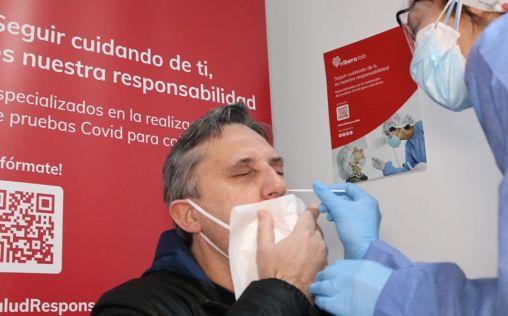 RiberaLAB colabora con la CEOE en la realización de test de antígenos a sus asociados