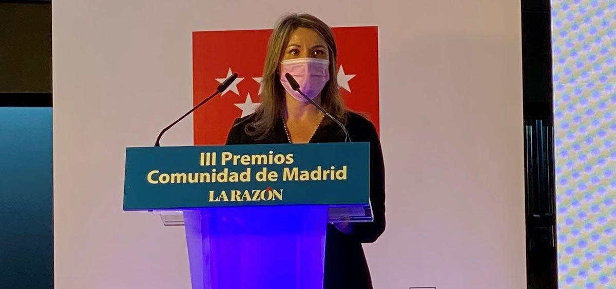 Arantxa Ruiz, directora comercial de Oximesa