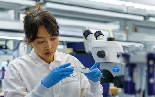 Roivant adquiere Silicon para desarrollar un motor de descubrimiento de fármacos computacional