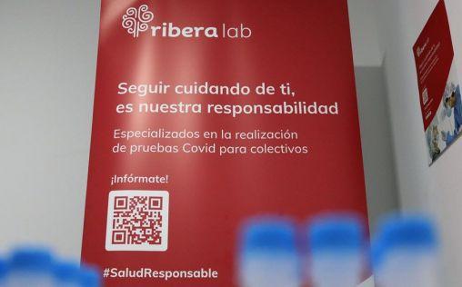 Riberalab refuerza el servicio de pruebas Covid en su laboratorio de San Juan en Alicante