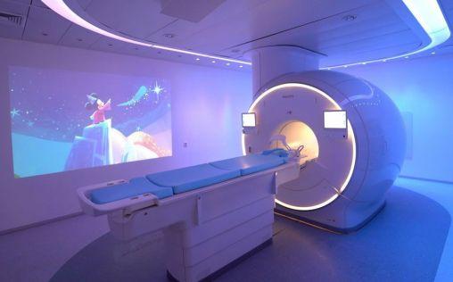 Philips y Disney se unen para reducir el miedo y la ansiedad de los niños en resonancias magnéticas