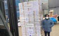 La Fundación Cofares dona medicamentos a Honduras para paliar los efectos de la Covid 19