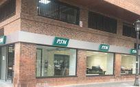 La nueva oficina de PSN en Valencia