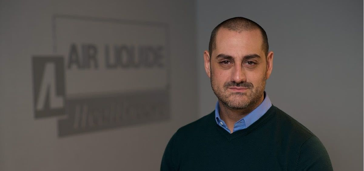 David Rudilla, psicólogo de Air Liquide Healthcare e investigador principal del estudio.