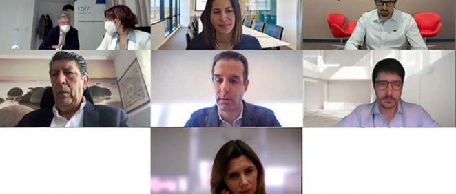 Comité de Innovación de la Fundación IDIS. (Foto. IDIS)