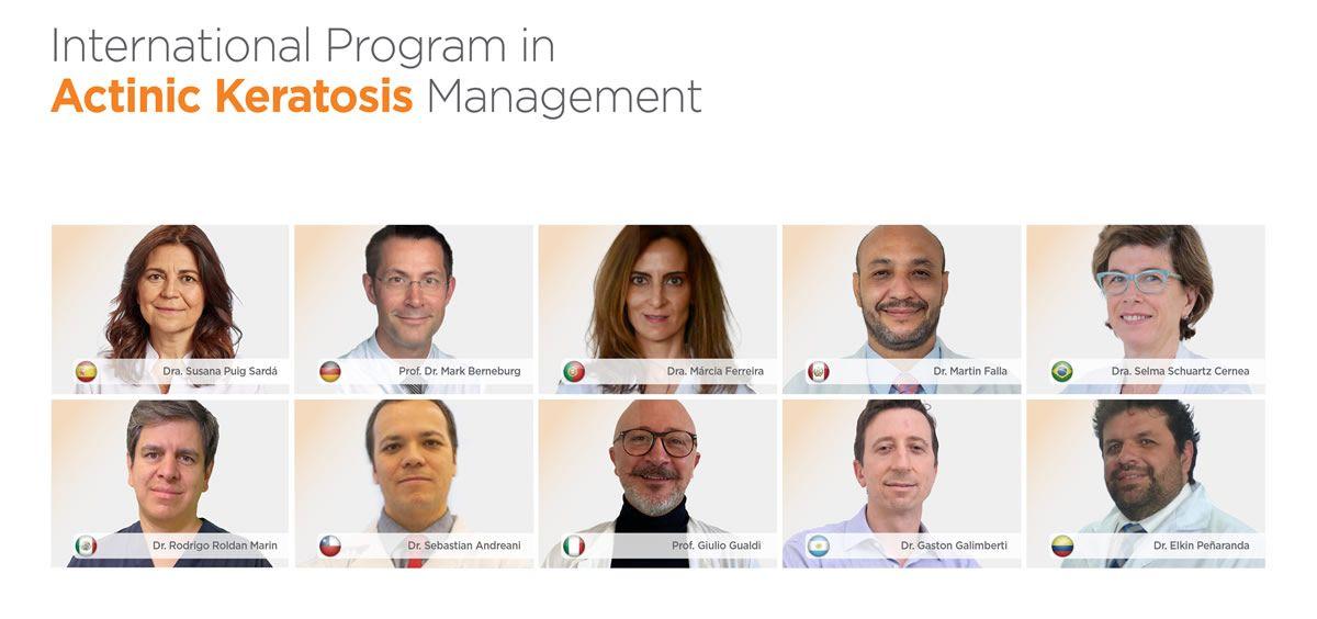 Isdin reúne a 12.000 dermatólogos de todo el mundo en su Programa Internacional sobre la Queratosis