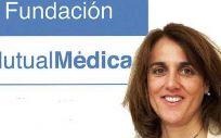 La nueva directora general de la Fundación Mutual Médica Anna Morales Ballús. (Foto. Mutual Médica)
