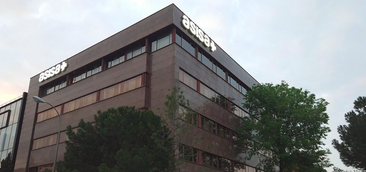 Sede central del grupo Asisa. (Foto. Asisa)