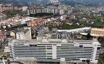 Hospital Universitario de Ourense, en donde se albergará el Living Lab