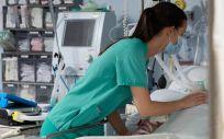 Ribera facilita prácticas en sus hospitales a los estudiantes de ciclos y grado de Enfermería. (Foto. Ribera Salud)