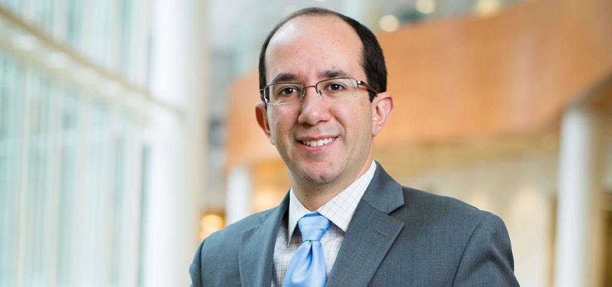 Doctor Andrés Acosta, uno de los fundadores de Phenomix.