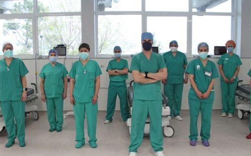 Ribera invierte un millón de euros en reformar las instalaciones del Hospital Polusa de Lugo