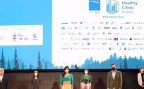 Presentación 'Healthy Cities' (Foto. Sanitas)