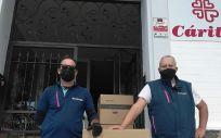 Cofares dona 1,5 millones de mascarillas a diferentes ONGs