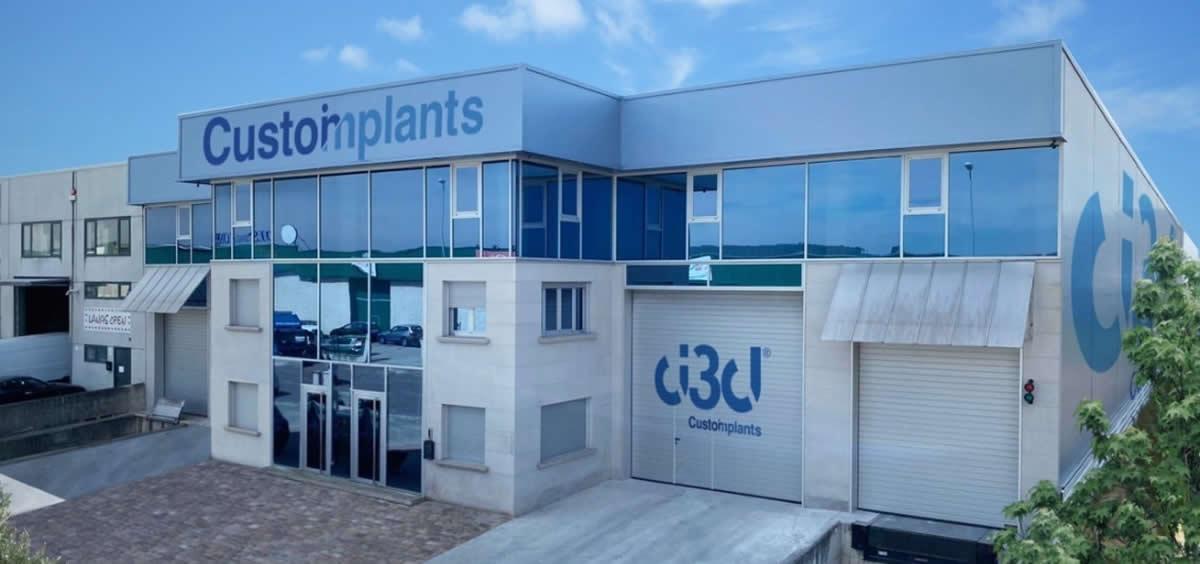 Sede de Customimplants