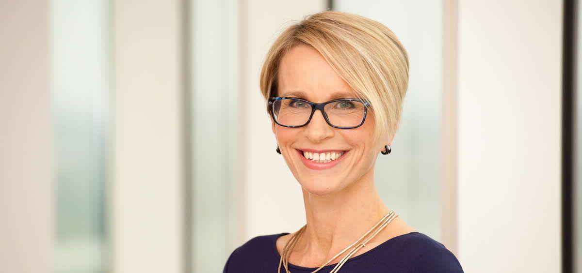 La directora ejecutiva de GSK, Emma Walmsley. (Foto. GSK)
