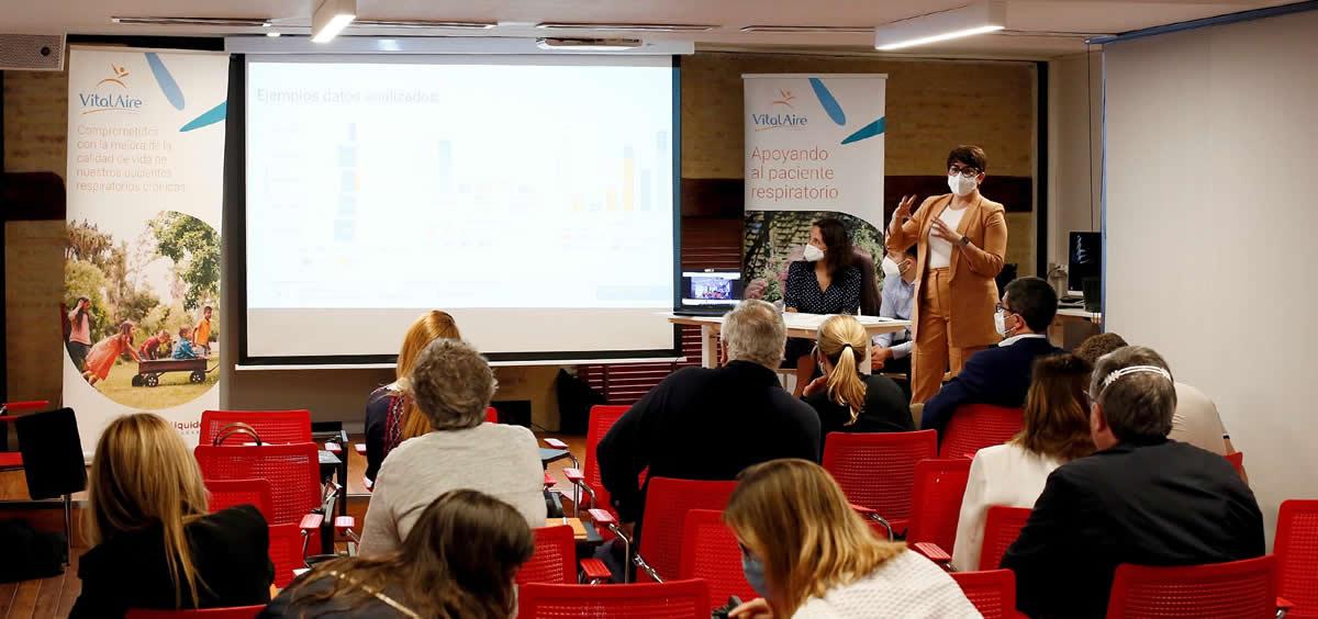 VitalAire implanta su plataforma Punto VitalAire en Valencia