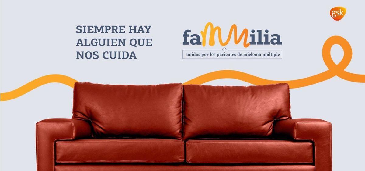 GSK presenta la iniciativa 'FaMMilia', a favor de los pacientes con Mieloma Múltiple
