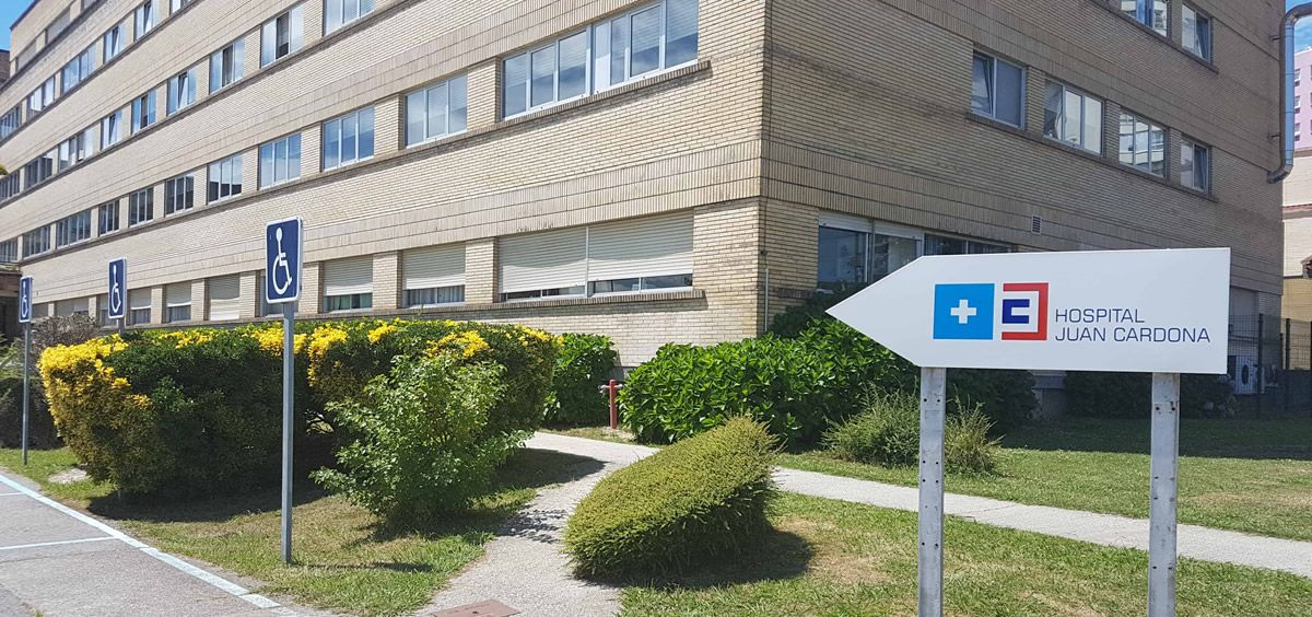 Hospital Juan Cardona de Ferrol