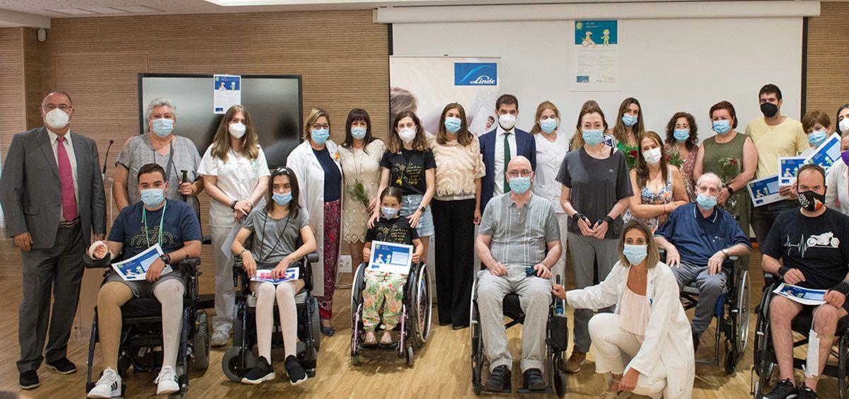 Linde Healthcare y el Hospital Nacional de Parapléjicos entregan el premio del VI Concurso de Relatos