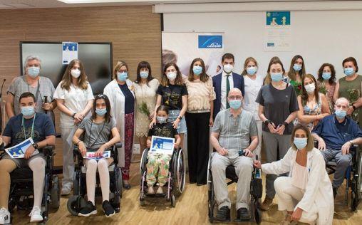 Linde Healthcare y el Nacional de Parapléjicos entregan el premio del VI Concurso de Relatos