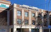 Fachada exterior del nuevo Ruber Internacional Centro Médico Masó.