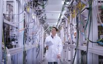 GSK prueba un 'gemelo digital' para una simulación en tiempo real de la fabricación de vacunas. (Foto. GSK)