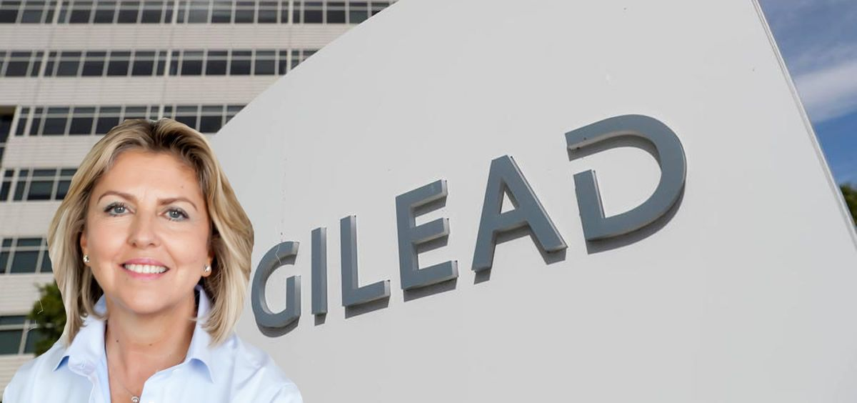 María Río, directora general de Gilead Science España.